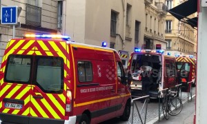 Explosion injures thirteen people in central Lyon, France