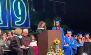 Army sergeant makes it home just in time to surprise daughter at graduation