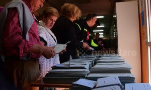Spaniards heads to the polls for local elections