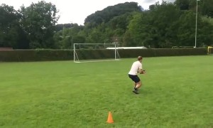Fast Catch Boomerang Practice