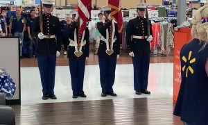 Touching Performance on Memorial Day