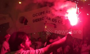Nationwide protests erupt in Brazil over education budget cuts