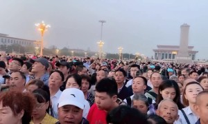 Business as usual at Tiananmen Square on 30th anniversary of crackdown