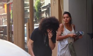 Prankmasters film hilarious sneezing and fake firecracker tricks in Beirut