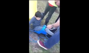Electric saw releases 10-year-old Canadian boy stuck in baby swing