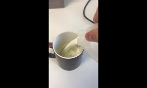 UK man shows how to make a 'proper' cup of tea by putting the milk in first