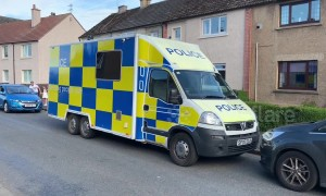 Arrest after man murdered in Falkirk, Scotland