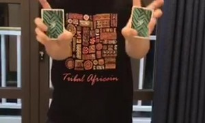 Captivatingly Cool Cardistry