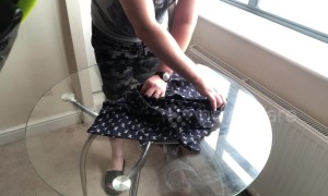 Italian man shows incredible shirt folding life hack that will save you time