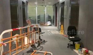 First look inside Hong Kong's Legislative Council, ransacked by protesters