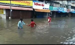 Over 30 dead in Mumbai from heaviest monsoon rain in decades