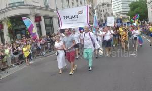 Sir Ian McKellen joins London Pride 2019