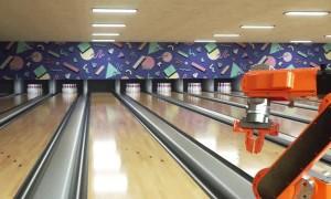 Bowling Robot Serves Up a Strike