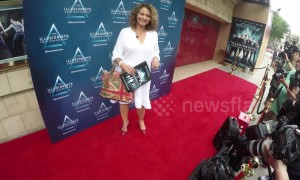 Broadway smasher 'The Illusionists' brings celebrities to the red carpet for press night