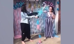 Gender Reveal Party Compilation