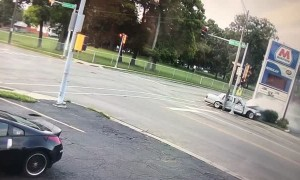 Car Fails to Turn at High Speed