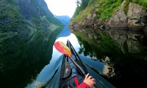 Calm Water Kayaking