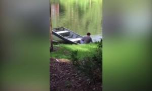 Bye Bye, Boat!