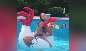 Pool Float Fails