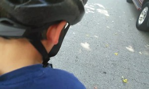 Bike Ride FAIL