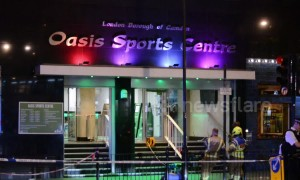 Hundreds evacuated after 'chemical incident' at London sports centre