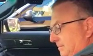 Police Officer Tears Up While Making His Retiring Call