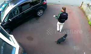 Woman caught by Derby homeowner attempting to steal plant pots from front drive