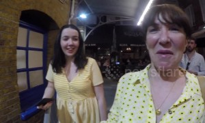 Fleabag fan collapses during Phoebe Waller-Bridge's stage performance