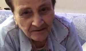 Getting Grandma to Say Something Funny