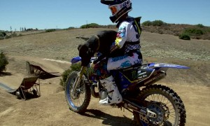 Dirt Biking with the Dog