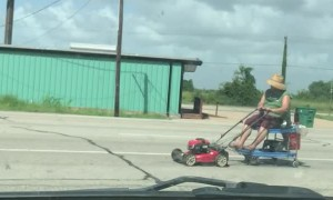 Mower Powered Mobility