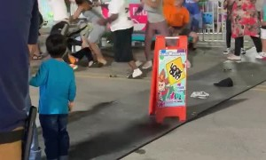 Tempers Flare at Tennessee Fair