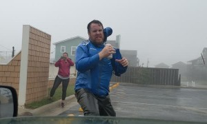 Having Fun in a Hurricane