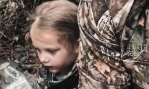 Dad and Daughter Go Deer Hunting