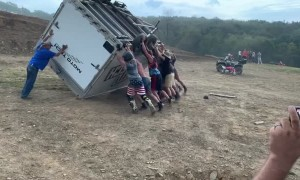 Tough Trailer Put to the Test
