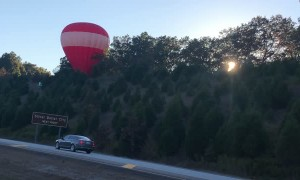 Hot Air Balloon Adventure Bungled