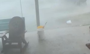 When in the Middle of a Tornado