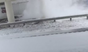 Winter Weather Causes Crashes on the Highway