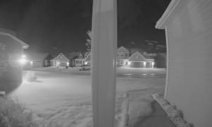 St. Louis Meteor Spotted in Door Cam