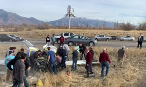 Plane Crash in Utah