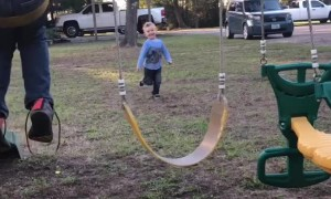 Swing Set Slip and Flip