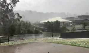 Massive Hail Does Massive Damage