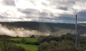 Ironbridge Power Station Demolition