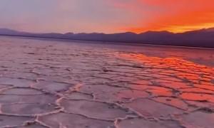 A Beautiful California Sunset