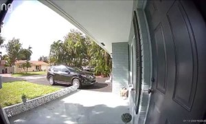 Doorbell Greeting Fail