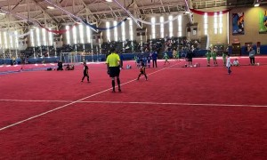7-Year-Old Soccer Player Scores by Triple-Nutmeg