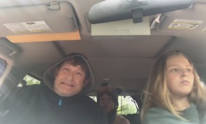 Hilarious Backseat Drivers