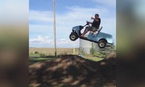 Golf Cart Grand Prix