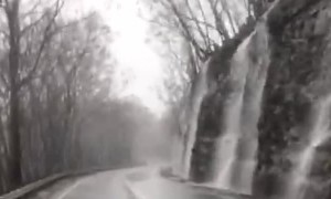 From Fires into Waterfalls