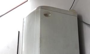 Washing Machine Drops the Beat